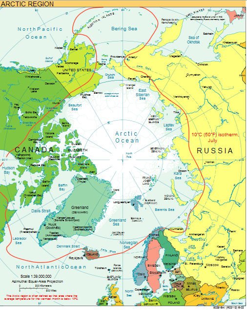 Arctic Region