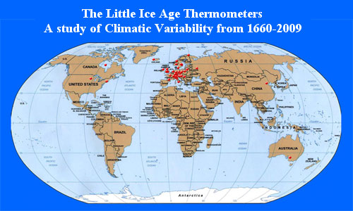 LIA-thermometers
