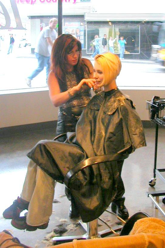 Barberette Haircut Videos Newhairstylesformen2014 Com